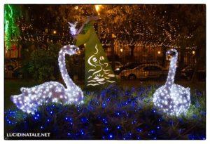 salerno luci d'artista il giardino incantato